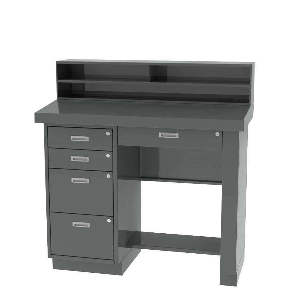 Cb 1200 Shop Desk Workspacesandstorage Com