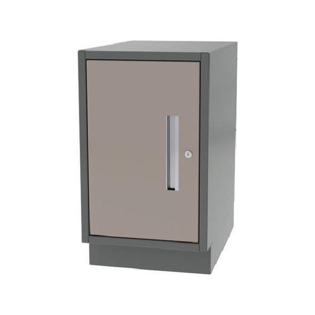 1 door narrow width base cabinet workspacesandstorage