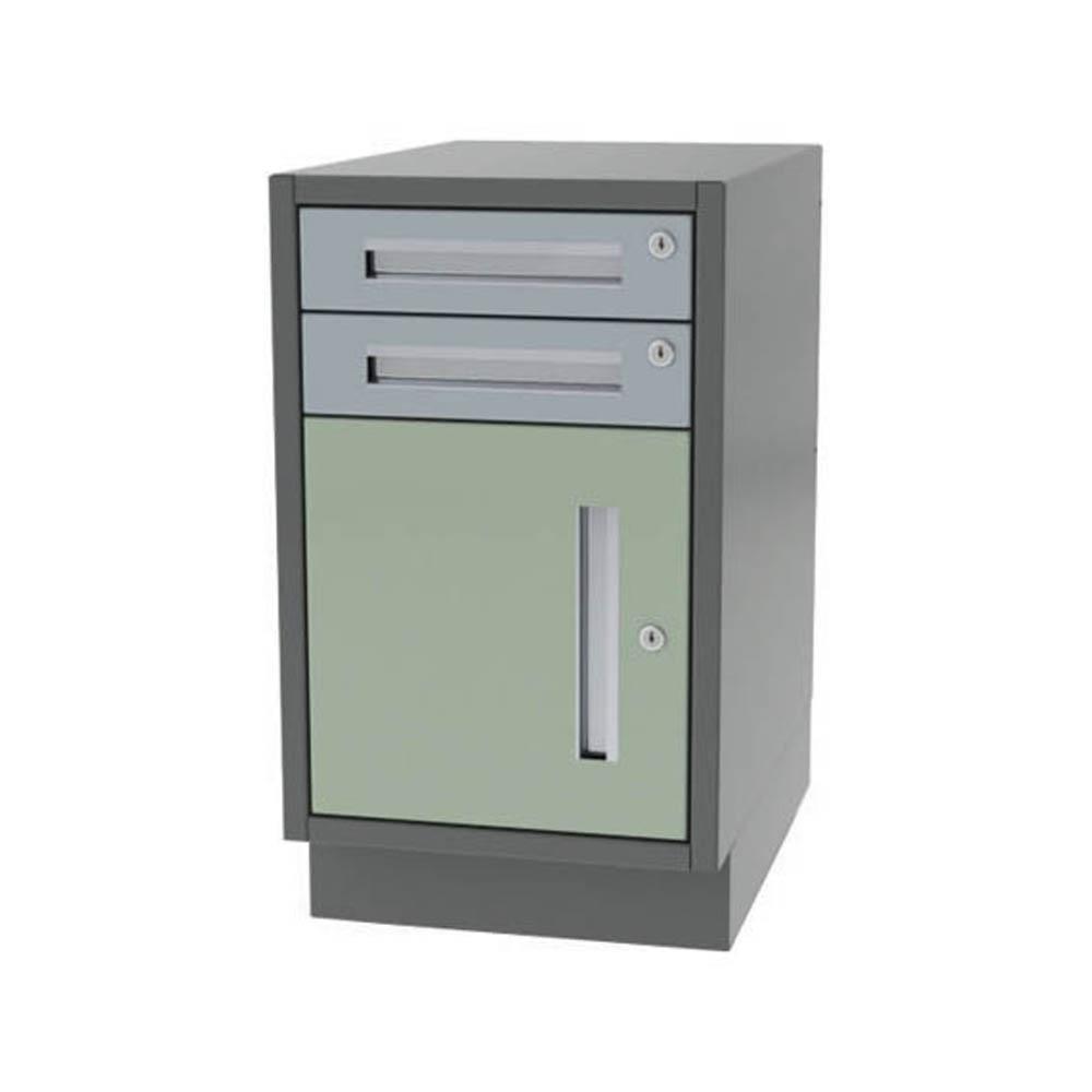 2 drawer 1 door narrow width base cabinet for Cabinet widths