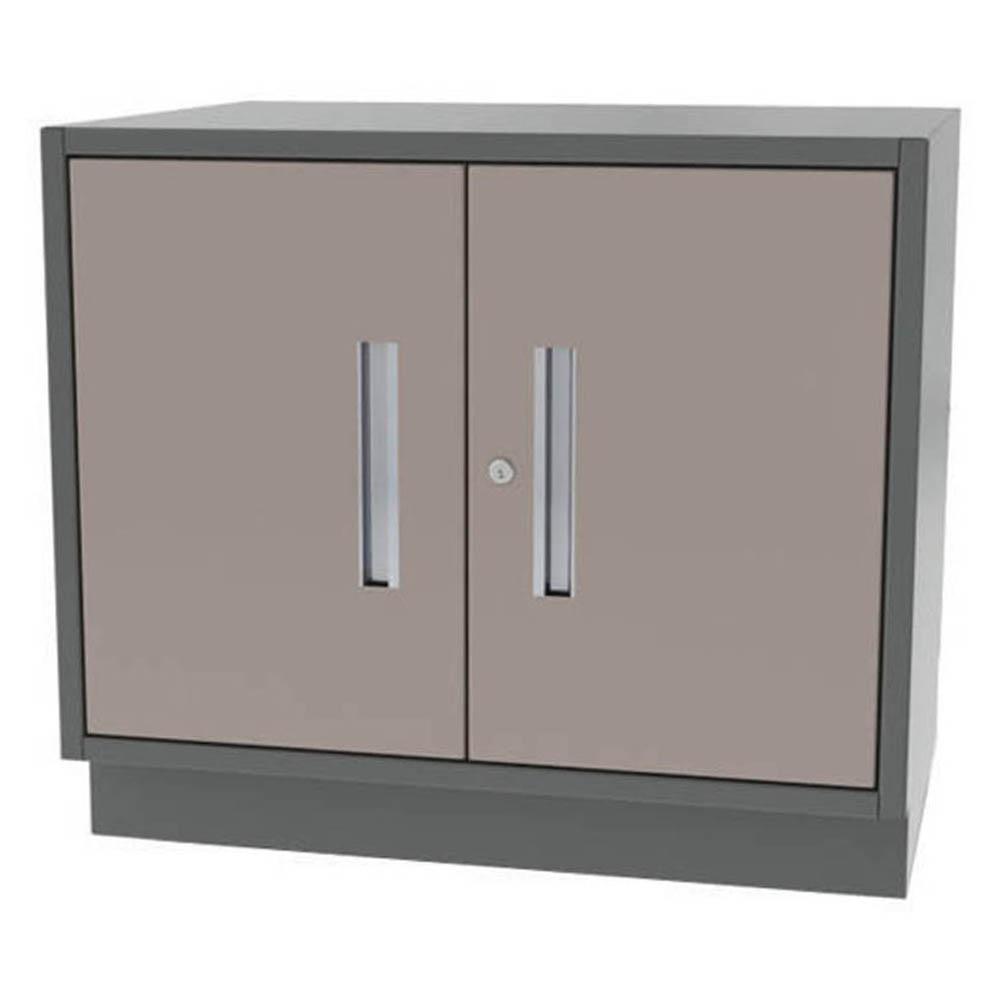 2 Door Wide Width Base Cabinet Workspacesandstorage