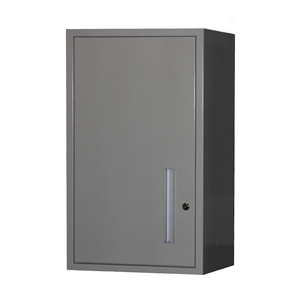 single door narrow width wall cabinet