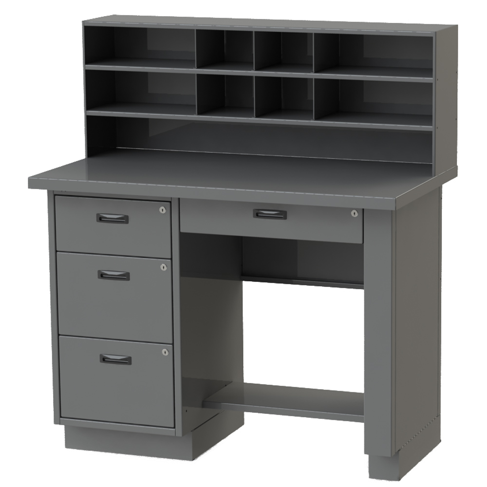 Ecb 1250 Desk With Drawer